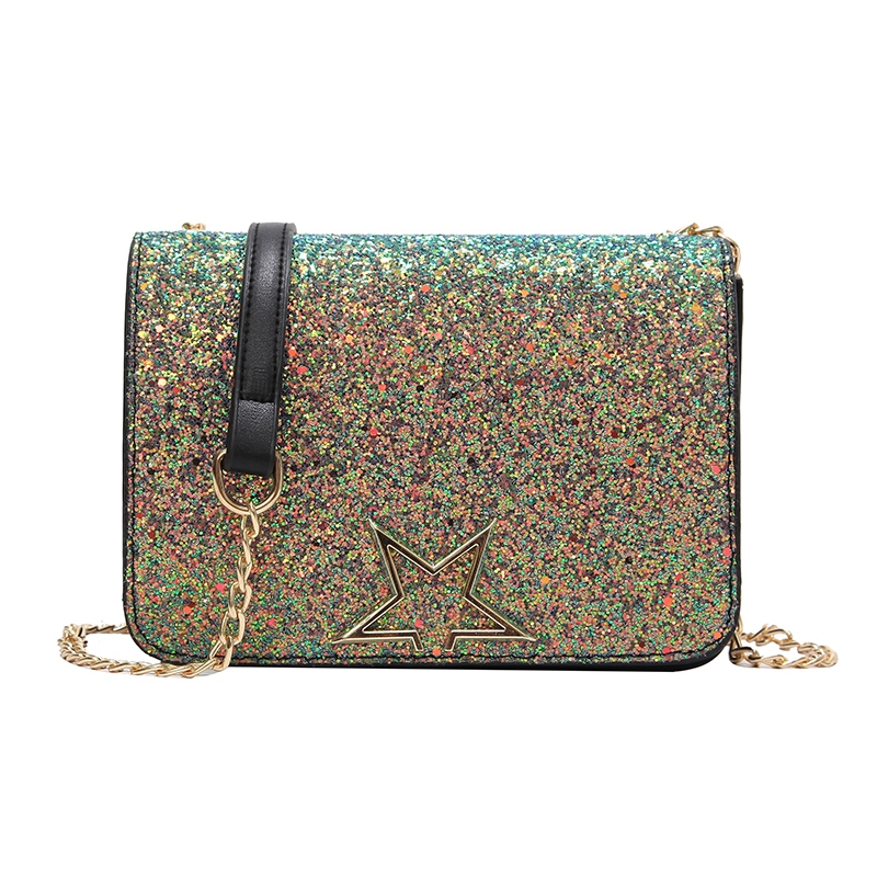 Ericdress Sequins Women Crossbody Bag