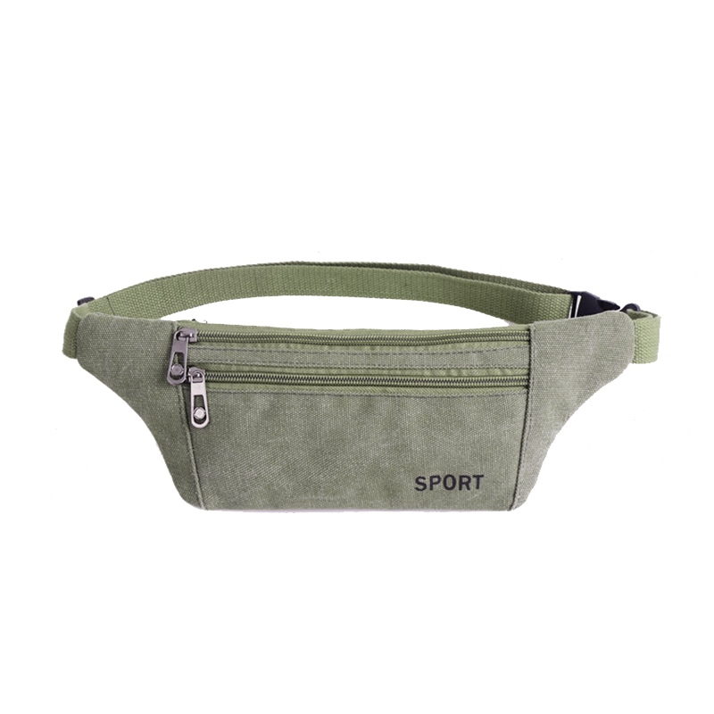 Ericdress Nylon Zipper Men's Waist pack