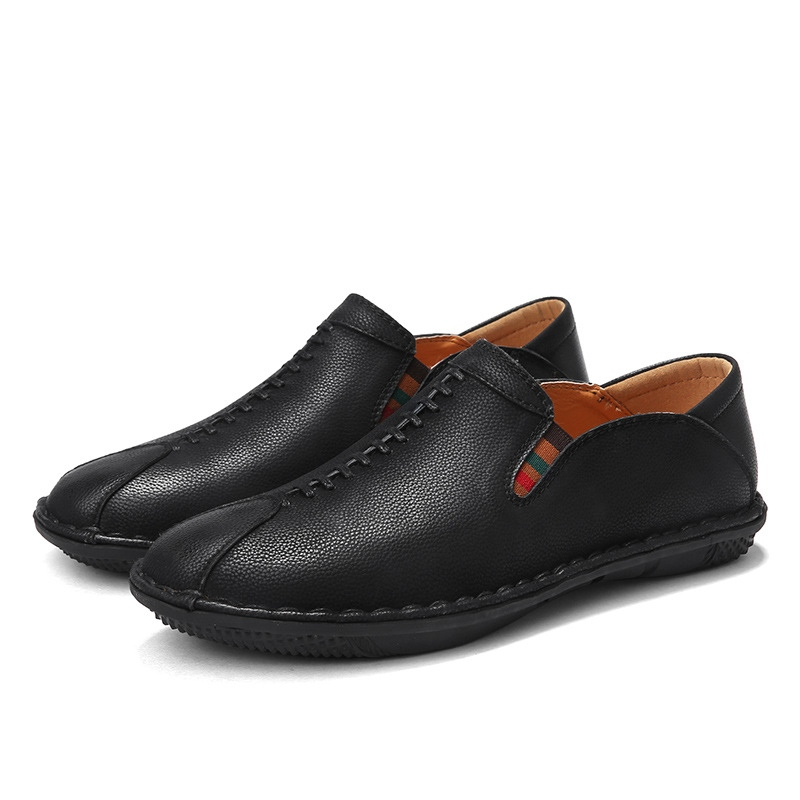 Ericdress Fashion British Slip-On Men's Casual Shoes