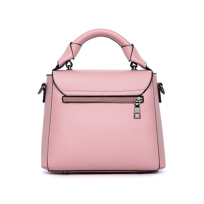 Ericdress Casual Plain Soft PU Women Handbag