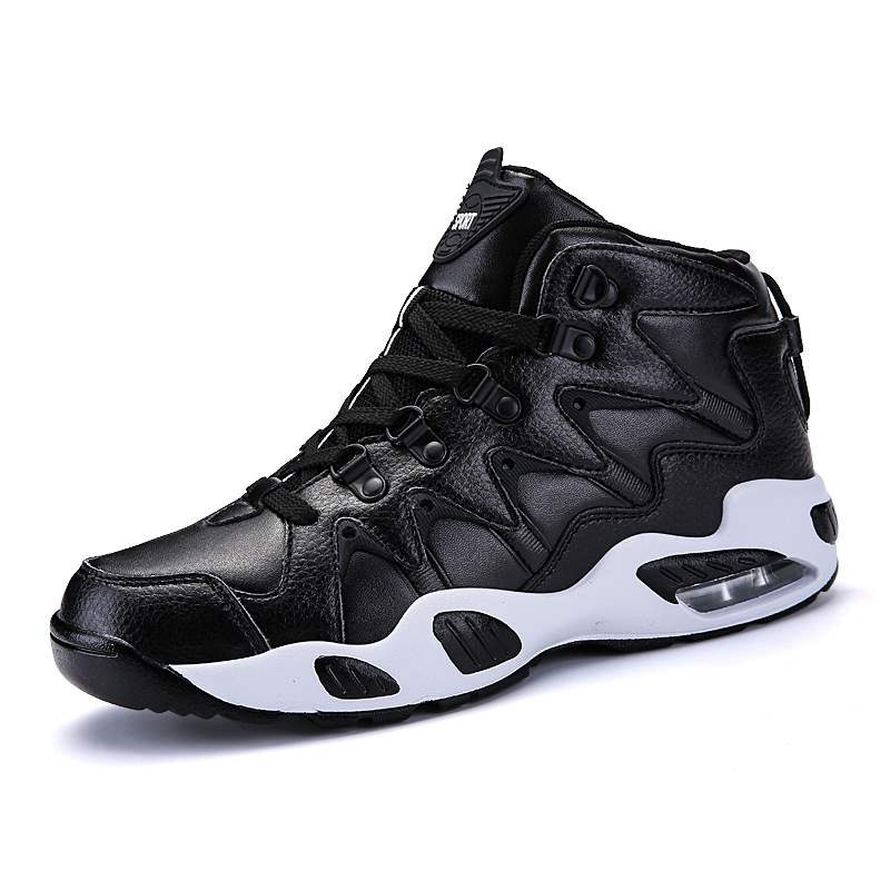 Fashion Cushioned Color Block Men's Basketball Shoes free shipping best seller 2zvdh