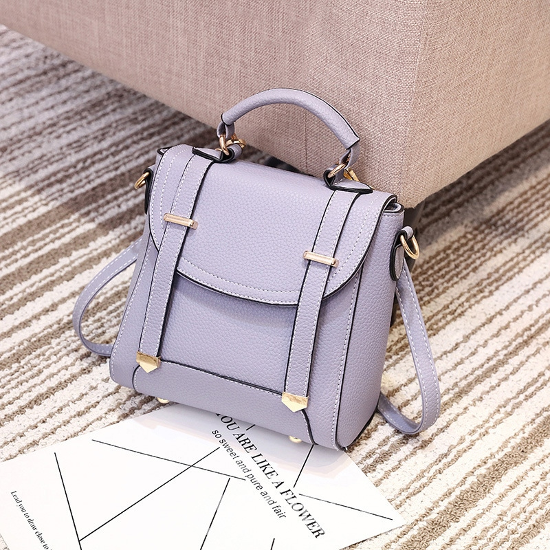 Ericdress Solid Color Women Backpack