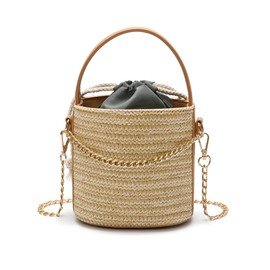 Ericdress Grass Mini Tote Bag