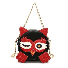Ericdress Animal Cute Crossbody Bag