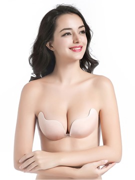 Ericdress Invisible Push Up One-Piece Nipple Covers
