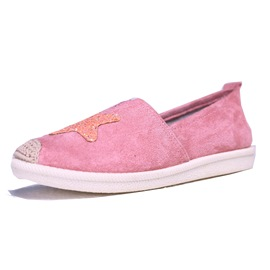 Ericdress Sequin Round Toe Slip-On Women's Flats
