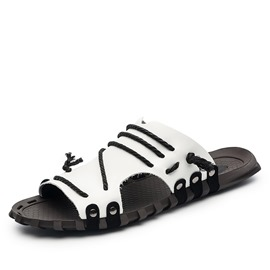 Ericdress Flip Flop Slip-On Plain Men's Sandals