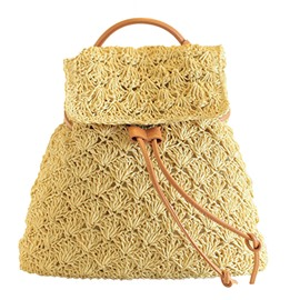Ericdress Grass Knitted Backpack
