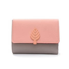 Ericdress Plain Color Block Women Wallet
