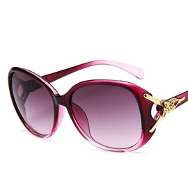 ericdress fashion fox sunglass para mujer