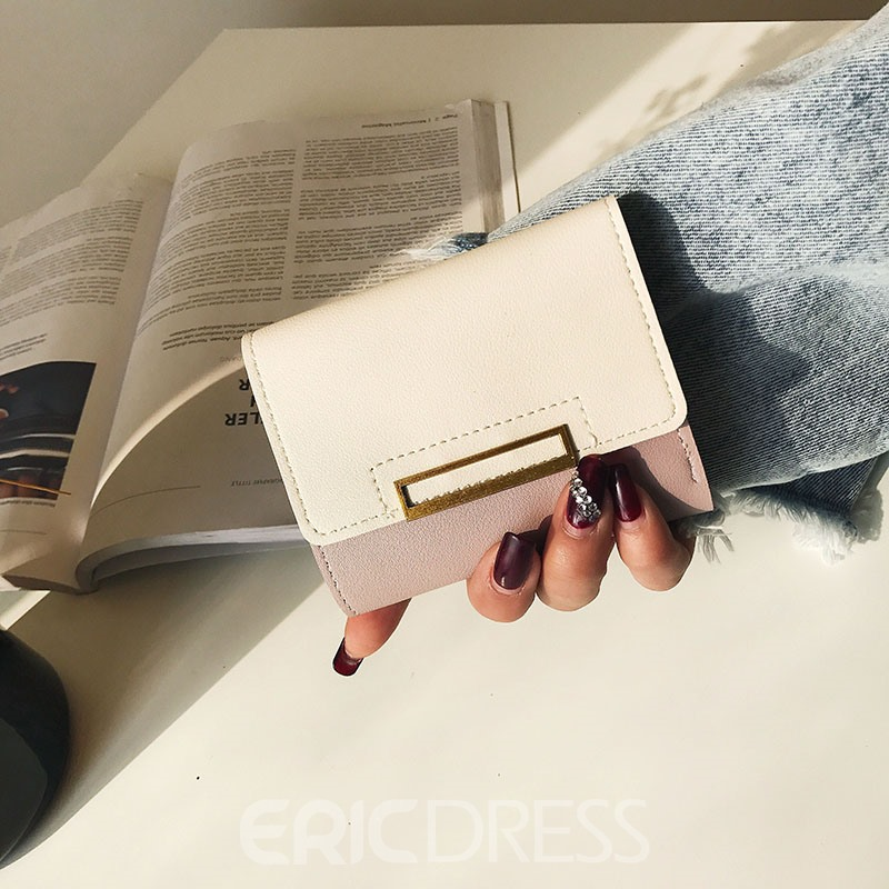Ericdress Fresh Synthetic LeatherStandard Wallet
