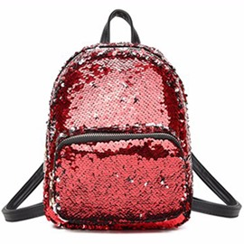 Ericdress Shining Sequins Women Backpack
