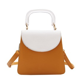 bolso crossbody del bloque exquisito del color de ericdress