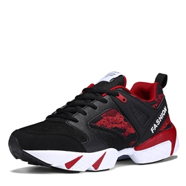Ericdress Ventilate Mesh Color Block Men's Athletic Shoes