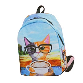 Ericdress Cute Animal Cartoon Backpack