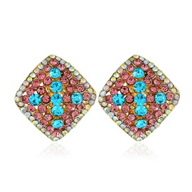 Ericdress Shining Rhinestone Women's Earring