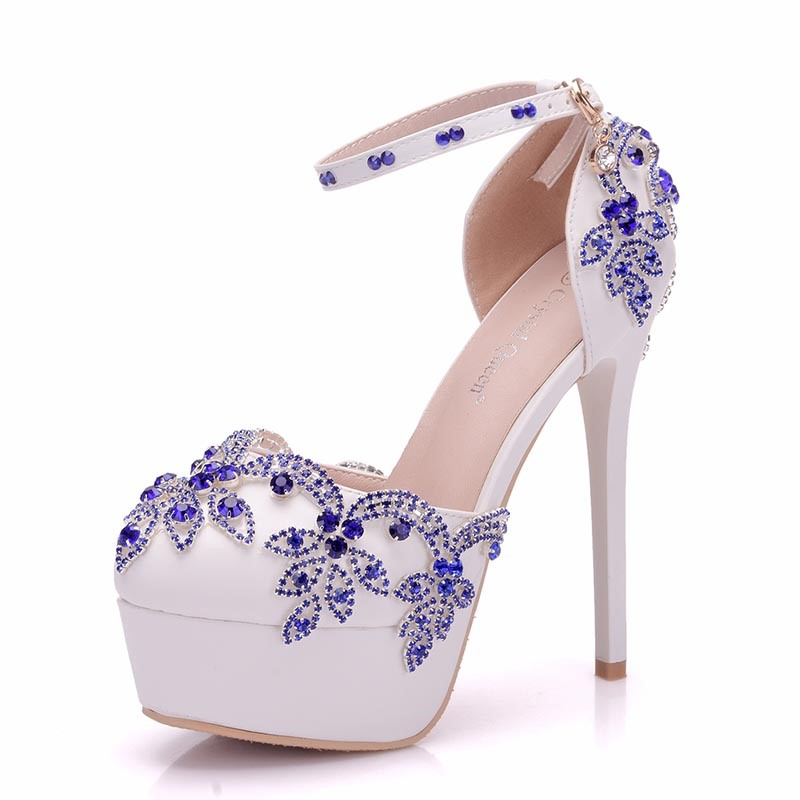 Ericdress_Rhinestone_Platform_Stiletto_Heel_Wedding_Shoes