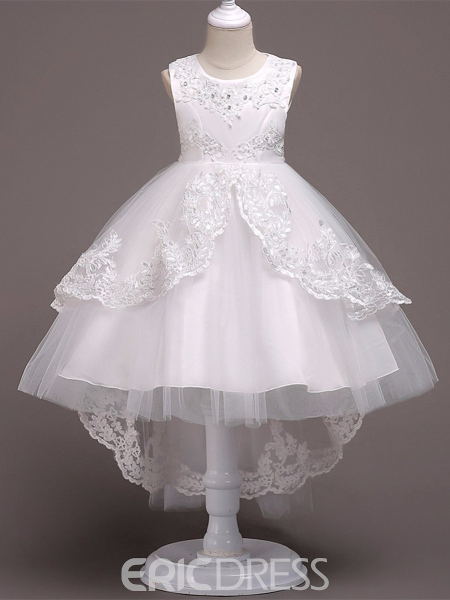 Ericdress ball gown tulle white flower girl dress 13245334 ericdress ball gown tulle white flower girl dress mightylinksfo