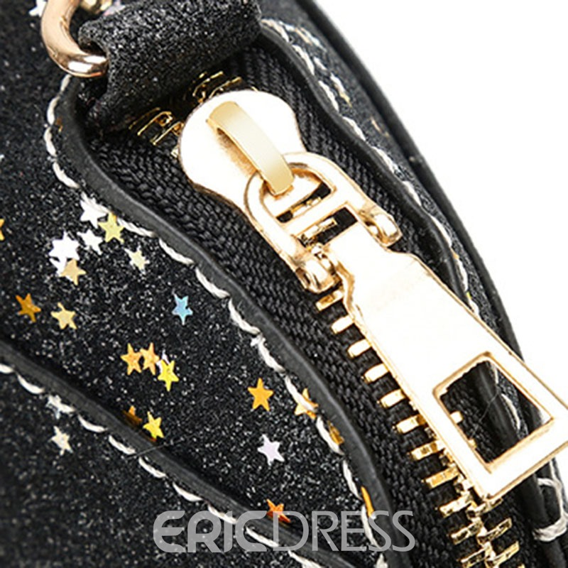 Ericdress Dazzling Star Chain Tote Bag