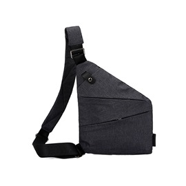 Ericdress Burglarproof Men's Chest Bag