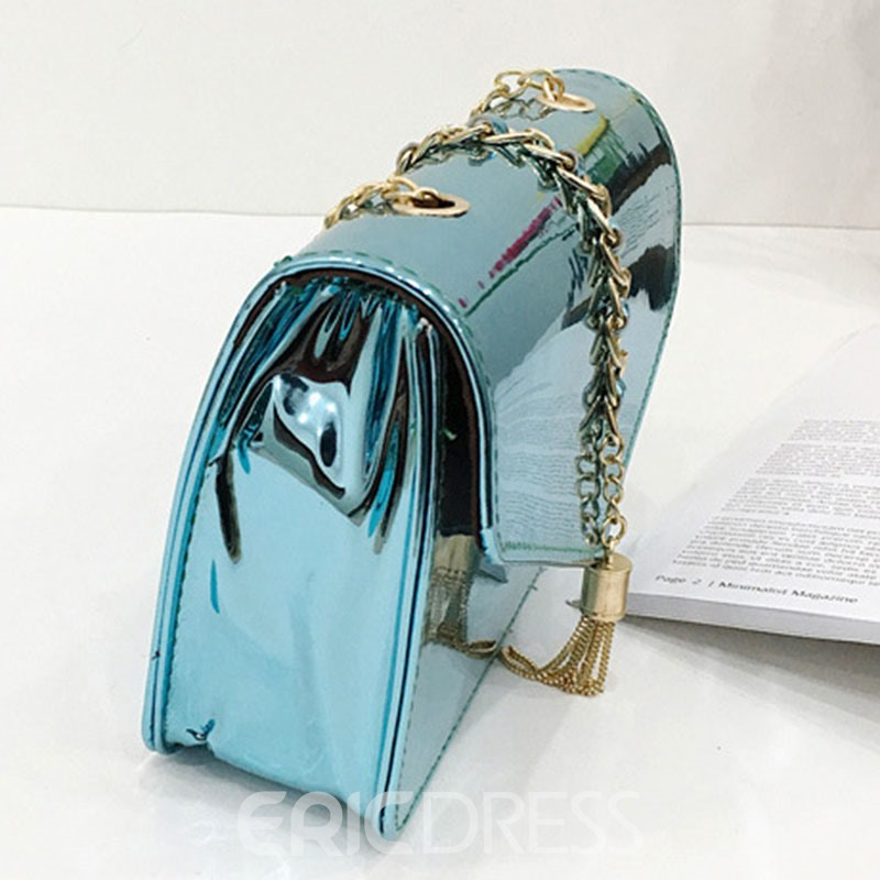 Ericdress Dazzling Cross Body Bag