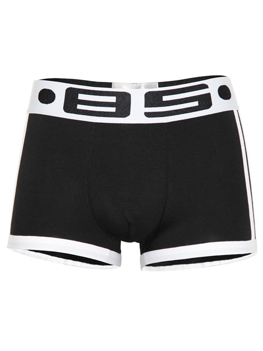 Ericdress U Cotton Letter Mid-Waist Convex Men's Boxer Underwear