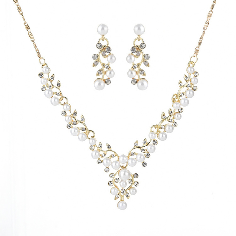 Ericdress Glisten Rhinestone Sweet Jewellry Set