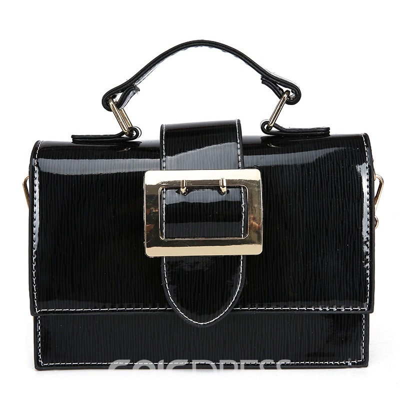 Ericdress Belt Decorated Cross Body Bag
