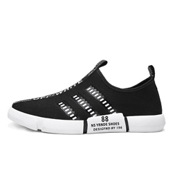 Ericdress Mesh Cotton Slip-On Low-Cut Mens Athletic Shoes ericdress