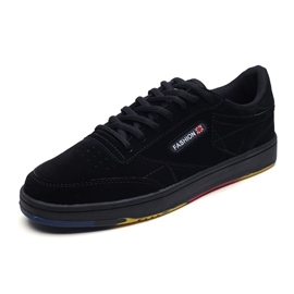 Ericdress Mesh Lace-Up Round Toe Low-Cut Men's Sneakers