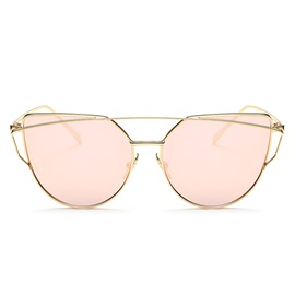 Ericdress Retro Cat Eye Faishon Sunglass