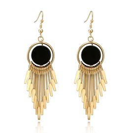 Ericderss Ankara styles Long Tassels Ladies Earring