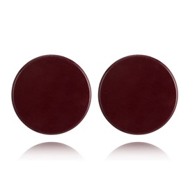 Ericdress Retro Roundness Stud Earring