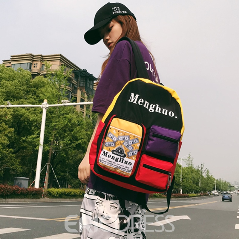 Ericdress Fashion Occident Style Backpack