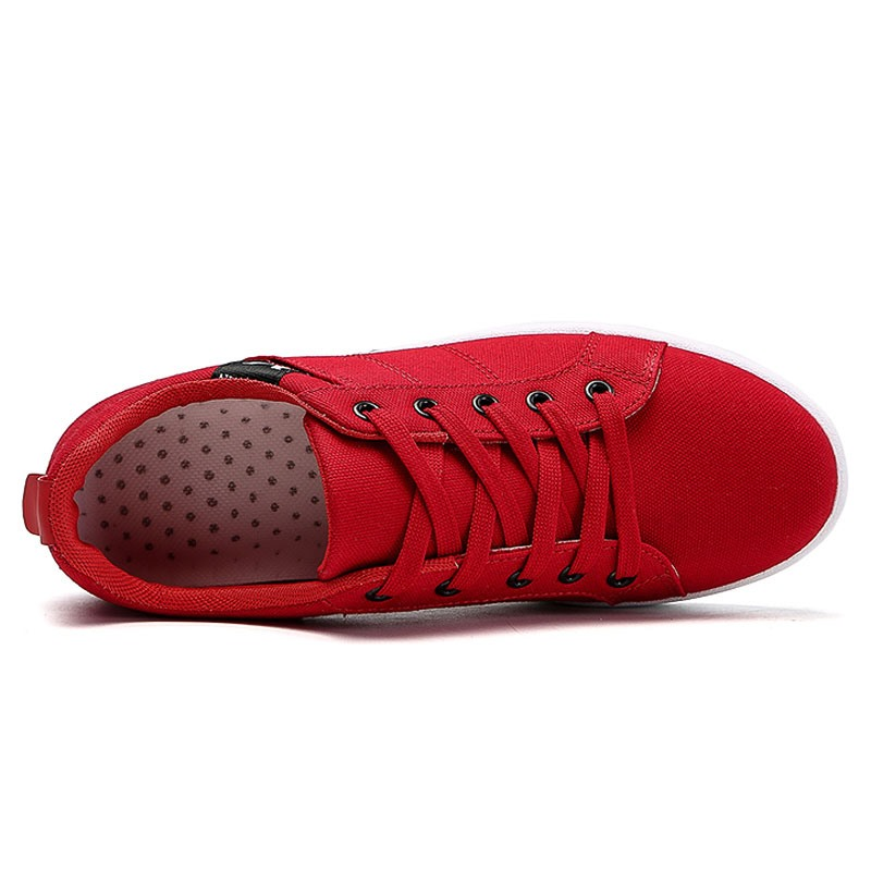 Ericdress Cloth Lace-Up Low-Cut Men's Athletic Shoes