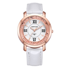 ericdress jyy débit strass dame montre