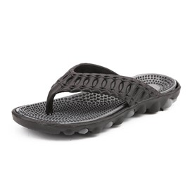 Ericdress Thong Plain Slip-On Men's Sandals