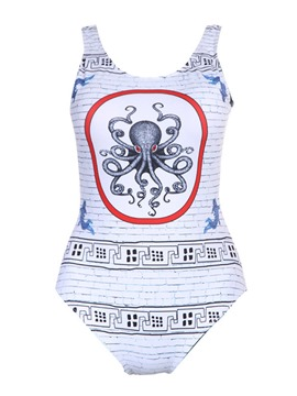 Ericdress Animal One Piece Bathing Suits