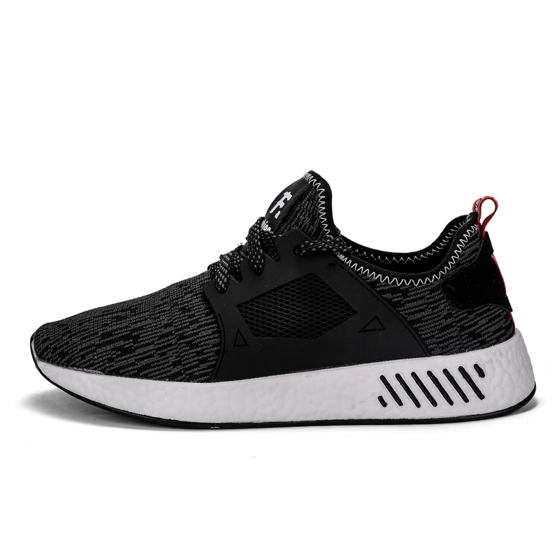 Ericdress Color Block Lace-Up Low-Cut Men's Sneakers