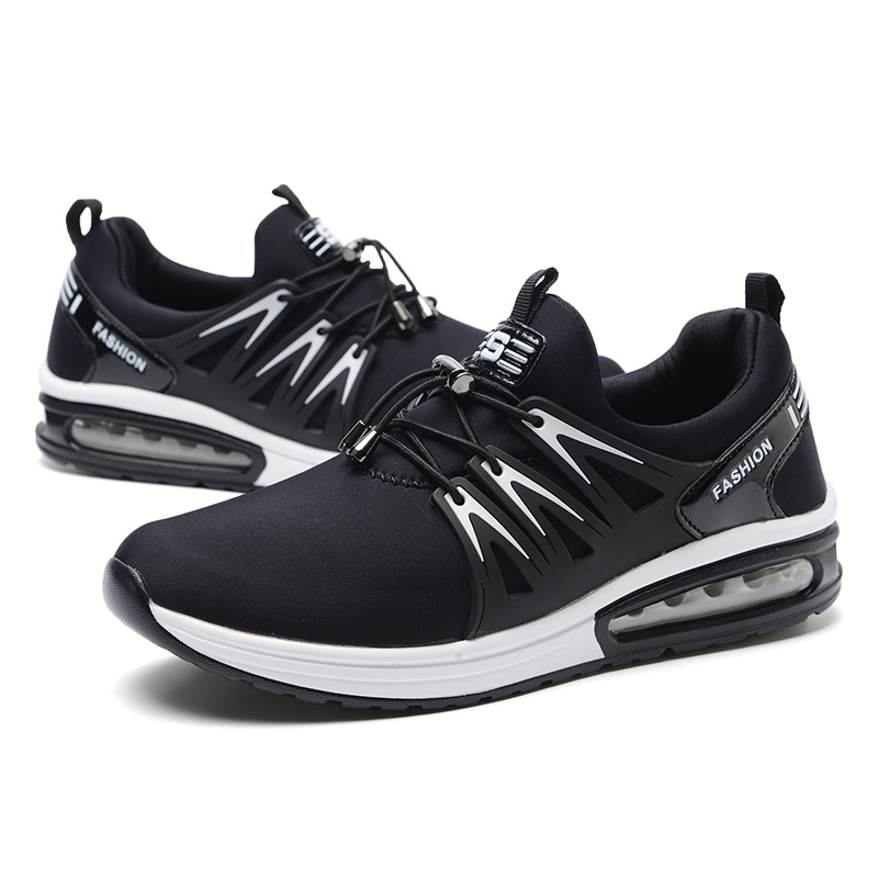 Ericdress Cotton Elastic Band Low-Cut Men's Sneakers