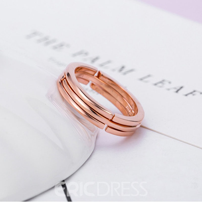 Ericdress Transform New Style Magic Ring