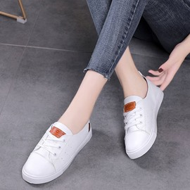 Ericdress Platform Lace-Up Casual Women's Sneakers