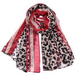 Ericdress Voile Leopard Print Scarf For Women