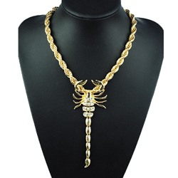 Ericdress Scorpion Pendant Necklace