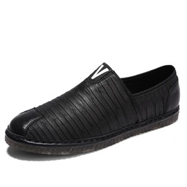 Ericdress PU Sewing Slip-On Round Toe Men's Shoes