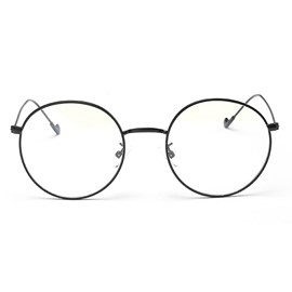 Ericdress Round Unisex Glasses