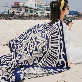 Ericdress Ethnic Styles Beach Shawl
