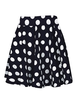 Ericdress Print Women's Skirt