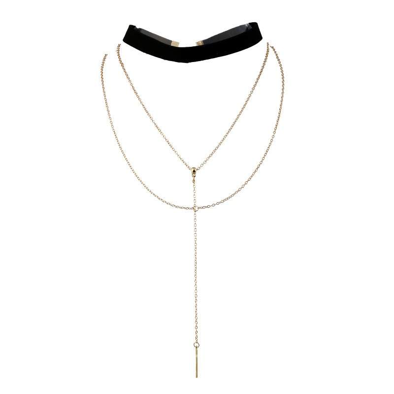 Ericdress Pearl Minimalist Choker Necklace