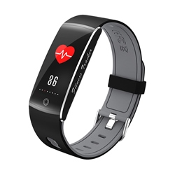 Ericdress F10 Color Screen Sport Bluetooth Heart Rate Monitoring Waterproof Smart Bracelet Watch